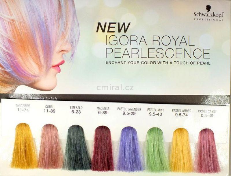 Igora Royal Pearlescence 60 Ml